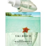 Wallflowers 2-pack Refills TIKI BEACH Fragrance Bulbs (1.6 Fl Oz. Total)
