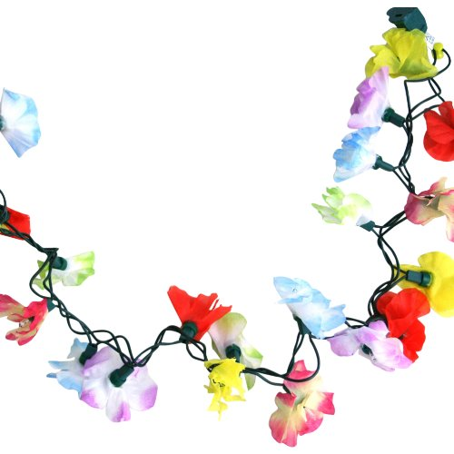 Flower Lei Garland Light String Party Light Set