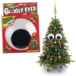 Giant Googly Eyes Tree Ornaments