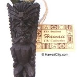 Hawaiian Tiki Bottle Opener