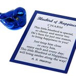 Ganz Bluebird of Happiness Pocket Charm with Story Card