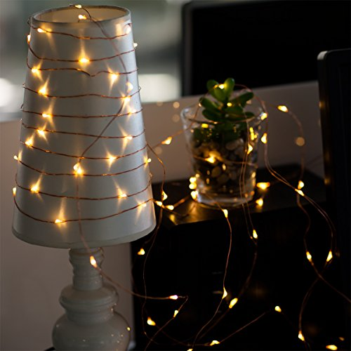 decorative string lighting. Exellent String Innotree USB LED Starry String Lights Warm White Waterproof Decorative  Rope For Indoor Outdoor Bedroom Patio Garden Party Wedding Commercial  Throughout Lighting L