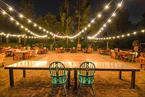 Shine Hai Outdoor String Lights With 24