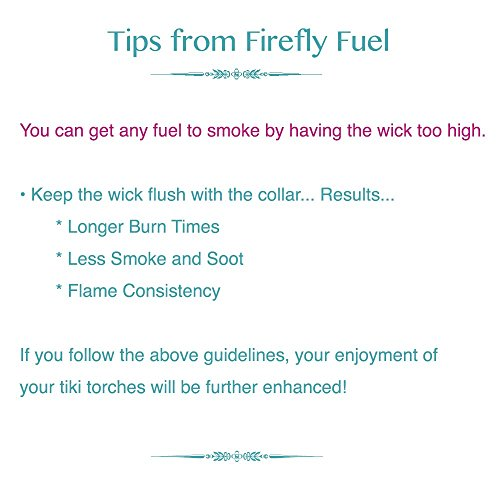 how to make tiki torch fuel