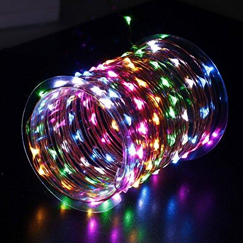 Innotree LED Fairy Lights, Waterproof String Lights USB