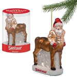 Accoutrements Santaur Ornament