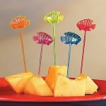 Fun Express Tropical Fish Party Food Picks - 72 Pieces...