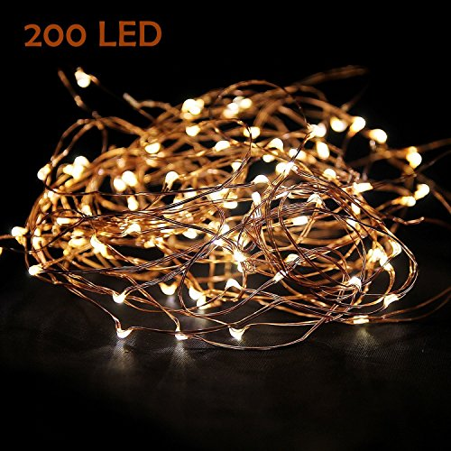 Starry String Lights Gorgeous Extra Long 60ft 60led The Original Starry String Lights Copper Wire L