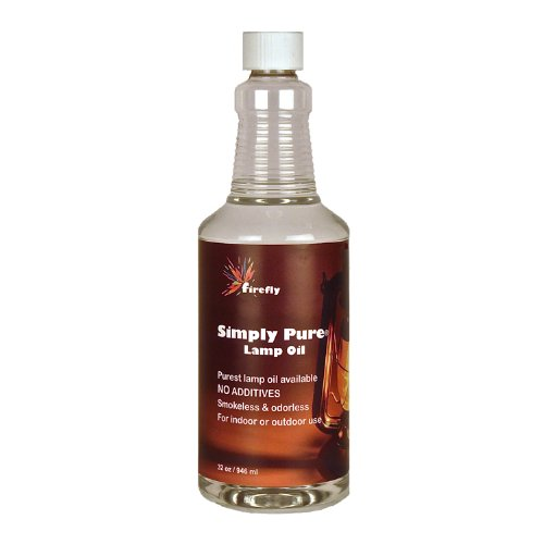 Firefly Candle And Lamp Oil 32 Oz Smokeless Amp Odorless