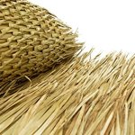 "Mexican Palm Thatch Runner Roll 30"" H x 10' L"